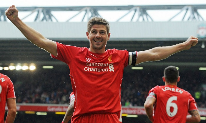 steven gerrard net worth