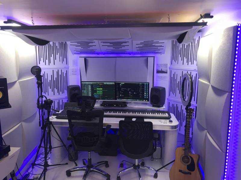 how to soundproof a room for music