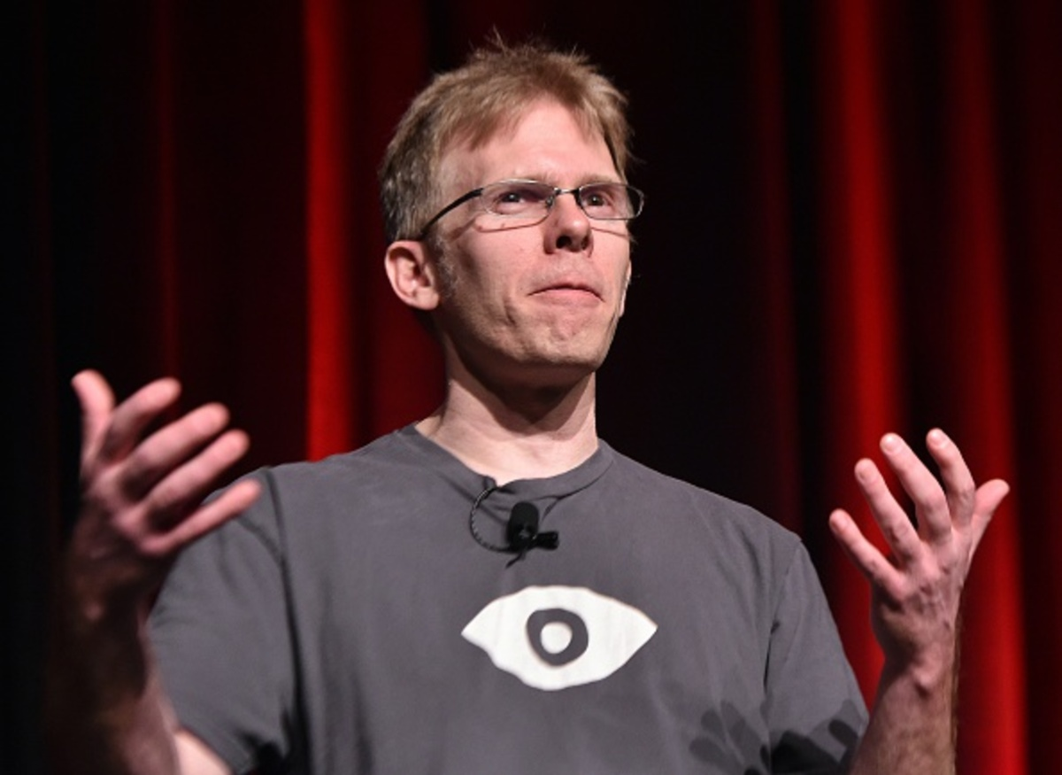 John Carmack net worth