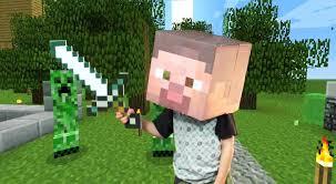 How to make a homemade Minecraft costume