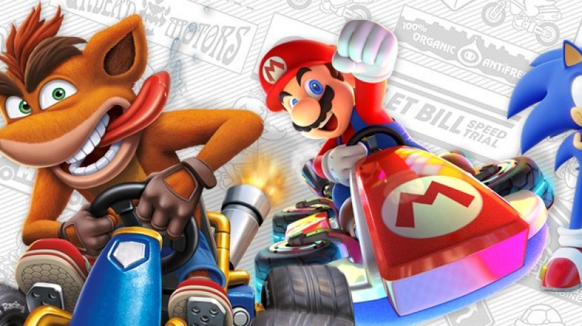 What is the best kart game today?