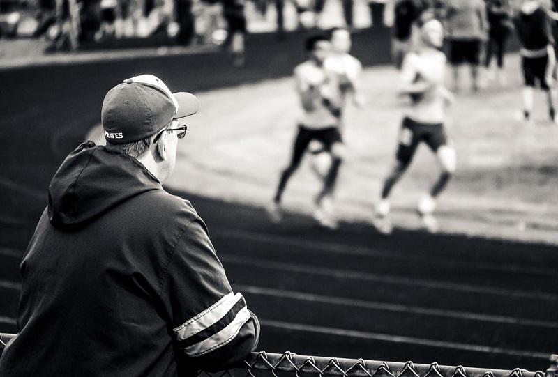 Becoming a successful sports coach