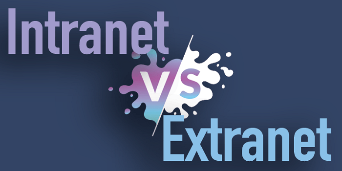 intranet vs extranet