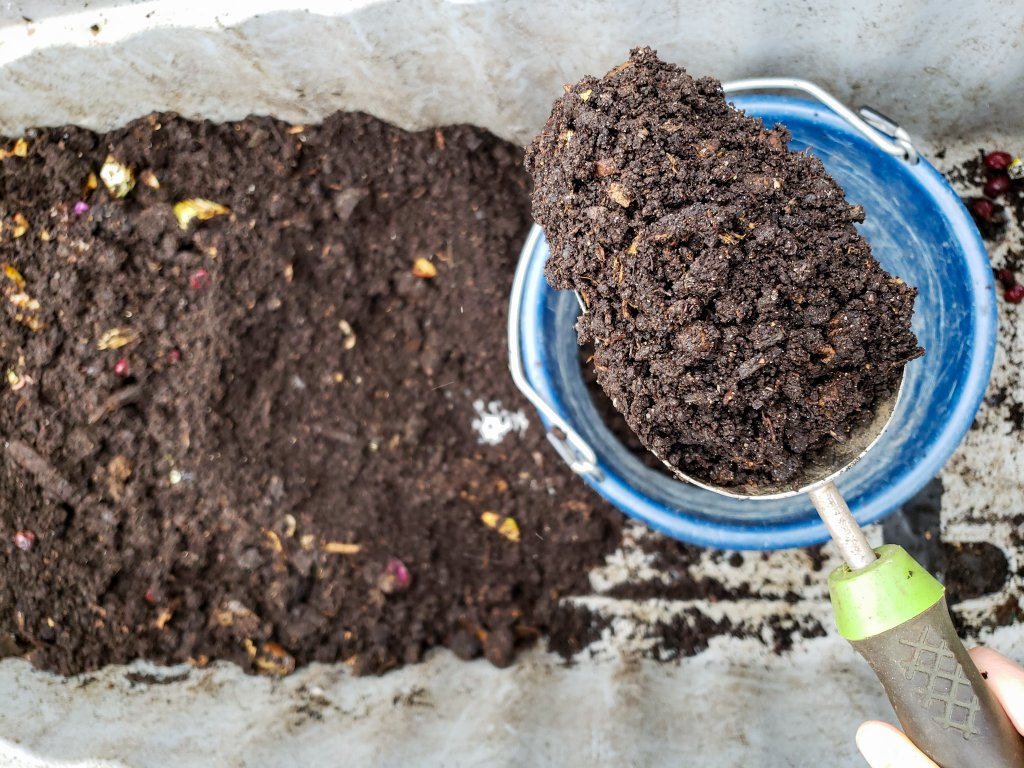 how to create worm castings