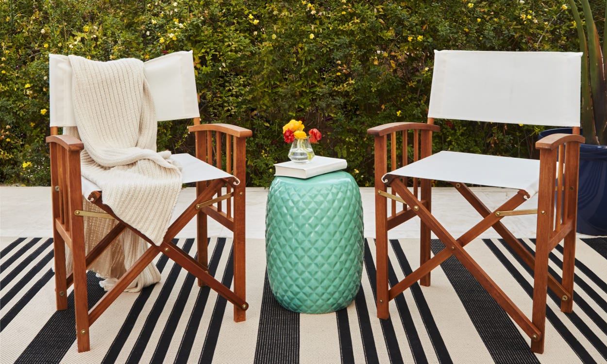 how to choose balcony chairs