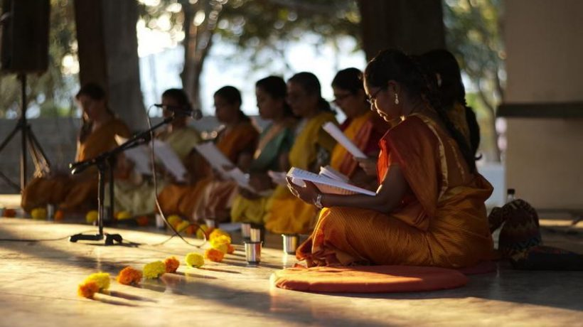 The Vedic Chanting as a therapeutic tool