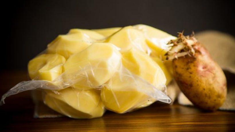 Can potatoes be frozen