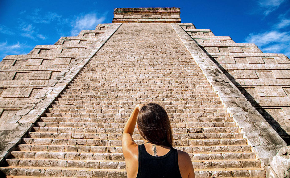 how to get to chichen itza