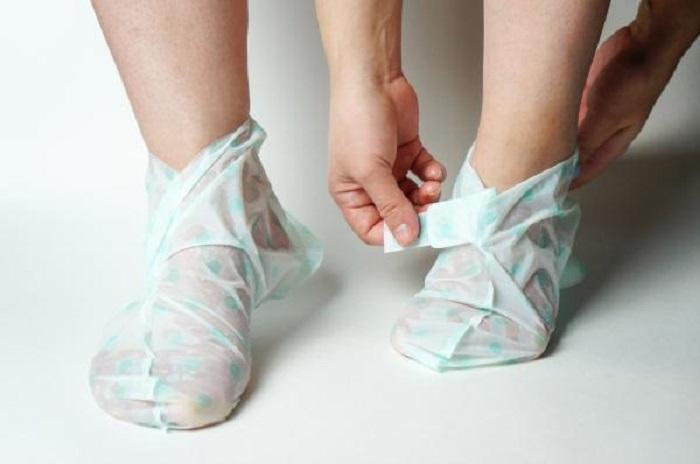 foot exfoliating socks