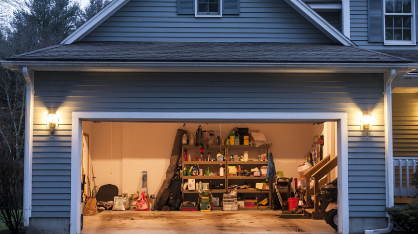 Top Ways You Can Improve Your Garage