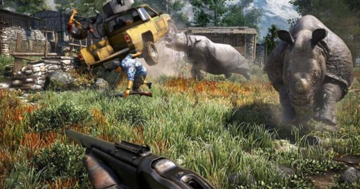 Unlock Far cry 4 secret ending