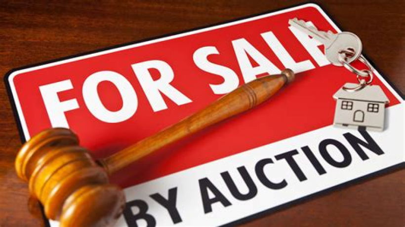 A Few Things to Consider When Buying a Property at Auction